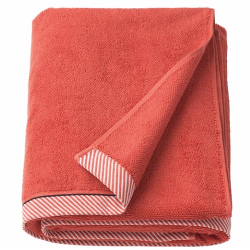 Les draps de bain