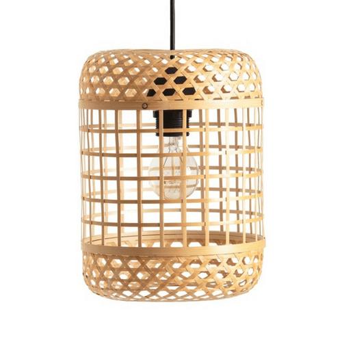 La suspension bambou