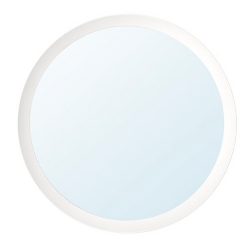 Le miroir blanc