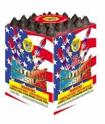25 Shot Saturn Missile - 4 pack