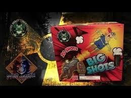 Big Shots - Pyro Demon
