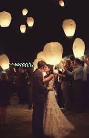 Premium White Sky Lantern - Bada Boom