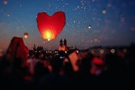 Lantern Heart - World Class Fireworks