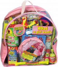 What A Girl Wants - Backpack