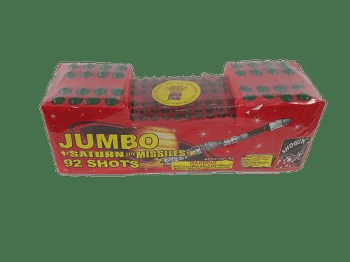 92 Shot Jumbo Saturn Missile