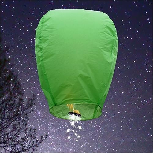 Shooting Star Lantern - Big Fireworks