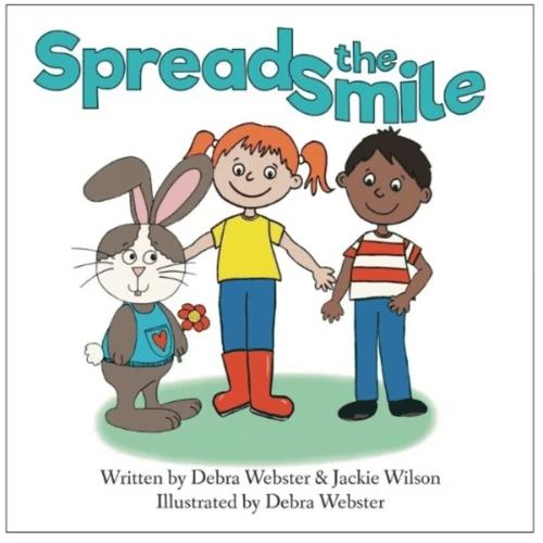 Spread the Smile book