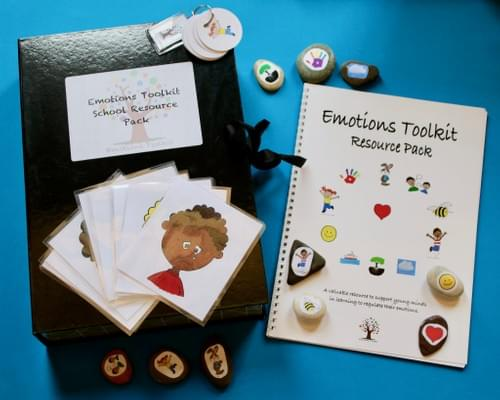 Emotions Toolkit Primary Pack