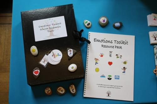 Emotions Toolkit Therapists Pack