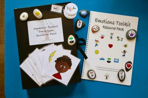 Emotions Toolkit Pre-School Packs