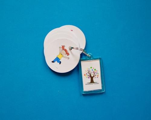 Self Regulation Key Ring: Early Years KS1/KS2