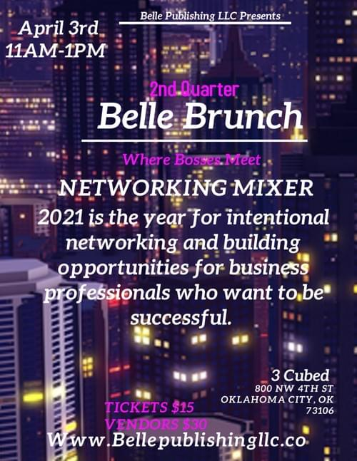 Belle Brunch Where Bosses Meet