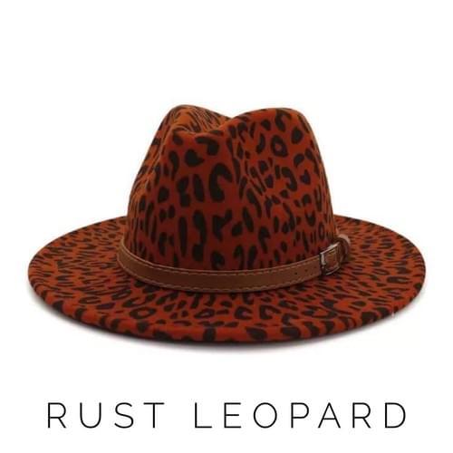 Rust Leopard