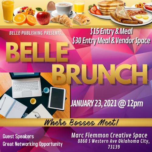 Belle Brunch Where Bosses Meet