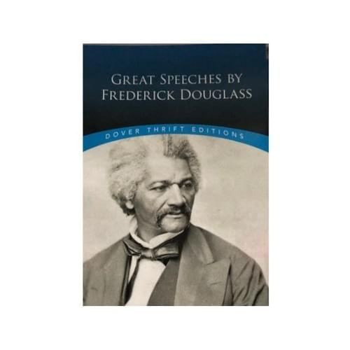 Great Speeches by Frederick Douglas