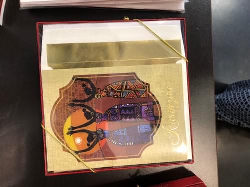 Kwanza Card Pack Assortment