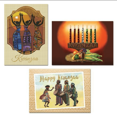 Kwanza Card Pack Assortment