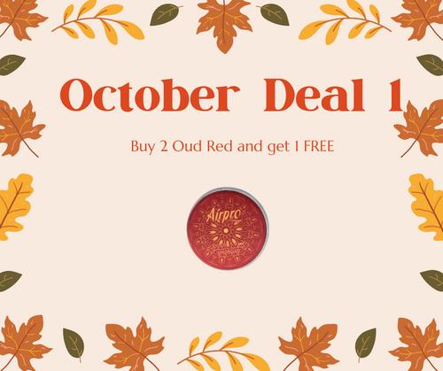 October Deal 1