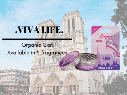 VIVA LIFE Organic Can
