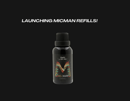 MicMan 2.0 refill (Pack of 4)