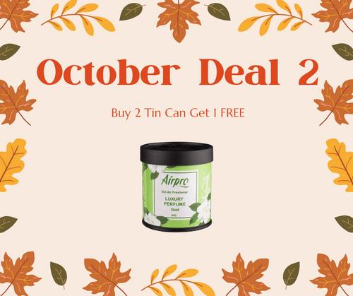 October Deal 2