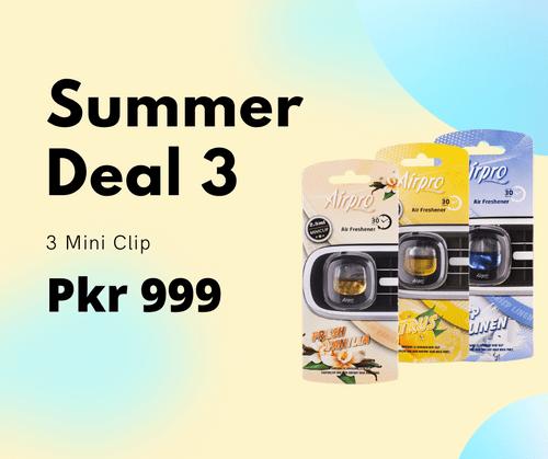 Summer Deal 3