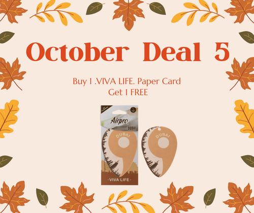 October Deal 5
