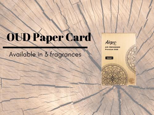 OUD Paper Card