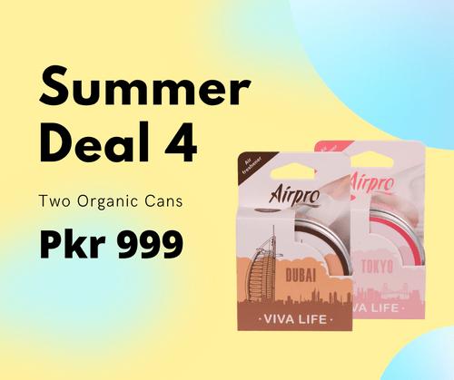 Summer Deal 4