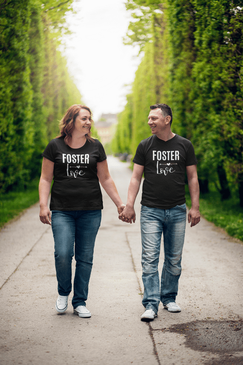 Foster Love Unisex T-Shirt - Every Shirt Buys A Book For A Foster Kid! ** FREE SHIPPING**