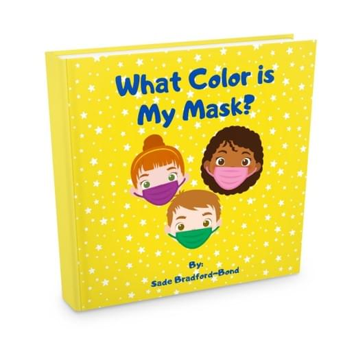 What Color Is My Mask? - Get Your Free Book Today!
