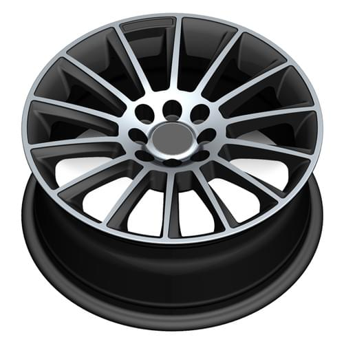 RM6107 22INCH MP STAGGERED