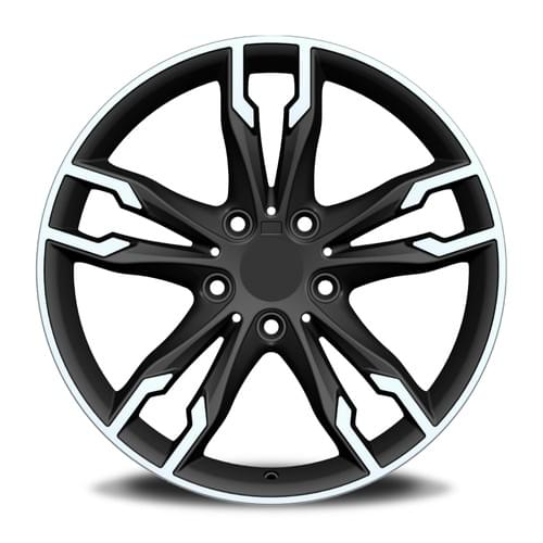 RB7001 19INCH MP STAGGERED