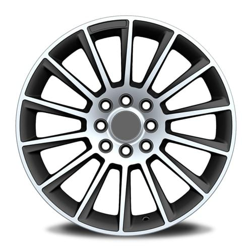 RM6107  17INCH MP STAGGERED