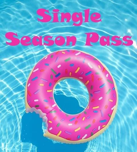 SINGLE SEASON PASS