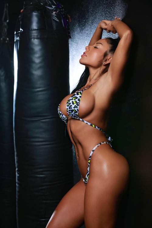 Signed Poster KL Bikini