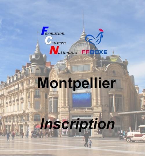 Inscription complète - Session 25 & 26 septembre 2021 - Montpellier