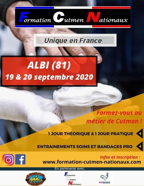 Session 19 & 20 Septembre 2020 - ALBI