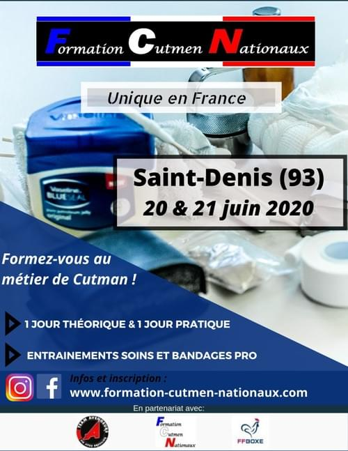 Session 20 & 21 Juin 2020