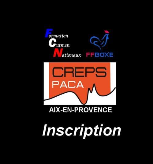 Inscription complète- Session 28 & 29 Novembre 2020 - Aix-en-Provence