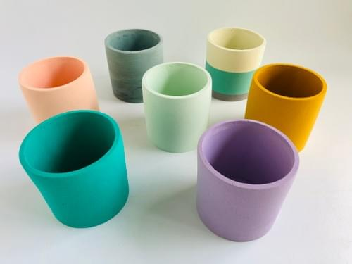 ToppoT plant pot (made to order)
