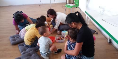 Kids Group class