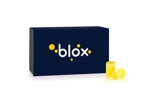 Blox Mousse Cylindrique - Economy Pack 20 paires