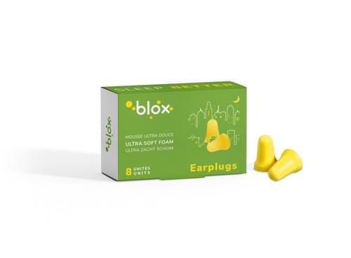 Blox Mousse Conique - 4 paires