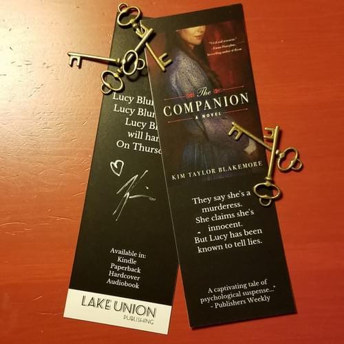 Signed Bookmark