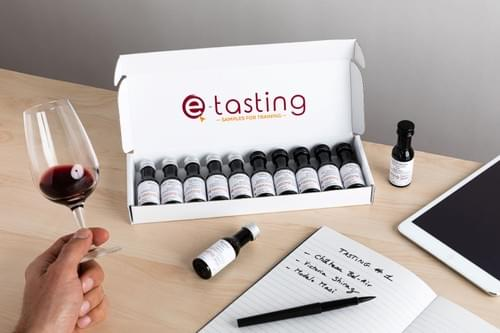 Level 1 Wines - Tasting kit 10 Vinottes ®