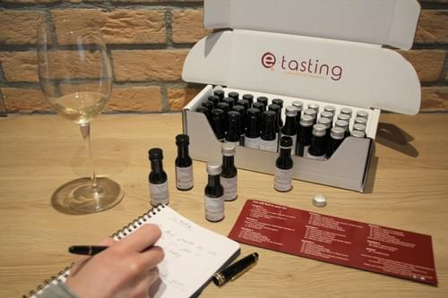 Level 2 Wines  - Tasting kit 40 Vinottes ®