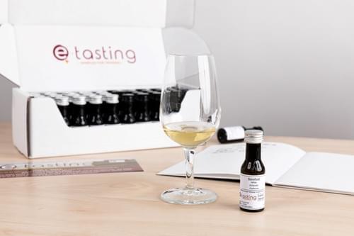 Niveau 2 Vins - Kit de dégustation de 40 Vinottes ®