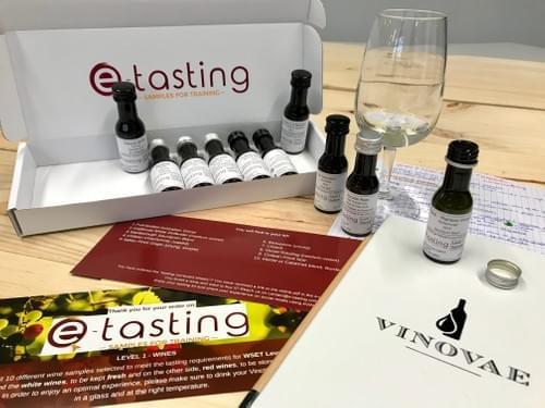 Level 1 Wines - Tasting kit 10 Vinottes