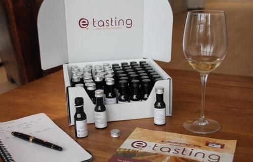 Level 3 Wines - Tasting kit 64 Vinottes ®